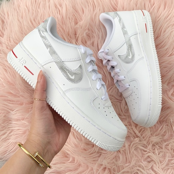 New Nike Air Force 1 Limited Edition Sneakers